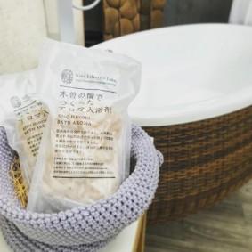 ヒノキ入浴剤②