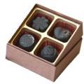 KinoKoto 炭のチョコラ 4個入り