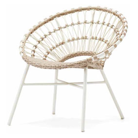 DAHLIA LOUNGE CHAIR