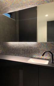 トイレ手洗いキャビネット~間取りと位置と寸法の関係~